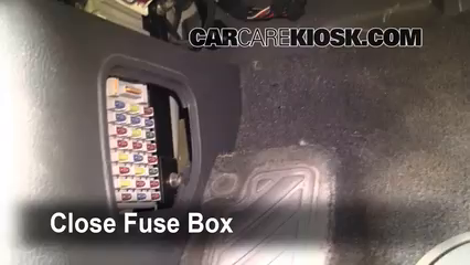 interior fuse box location 2003 2009 kia sorento 2003 kia interior fuse box location 2003 2009 kia sorento 2003 kia sorento ex 3 5l v6