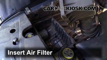 air filter how to 2003 2005 lincoln aviator 2004. Black Bedroom Furniture Sets. Home Design Ideas