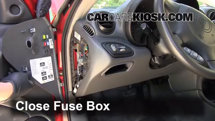 pontiac g6 radio fuse box. Black Bedroom Furniture Sets. Home Design Ideas
