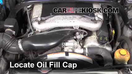 Suzuki Grand Vitari Oil Fill Cap