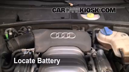 Ecu Relay Location Help 2752674 moreover Watch also 1998 Audi A4 Quattro Engine Diagram moreover Replace battery besides 2004 Audi Allroad How To Remove Dipstick From A Oil Pan. on 2002 audi a6 quattro fuse box location
