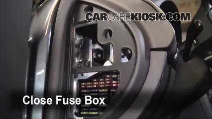 interior fuse box location 1995 1997 audi a6 1996 audi a6 2 8l v6