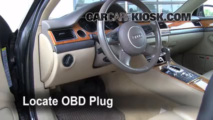Audi A Quattro L L V Fobd Plug on Audi A6 3 2 Engine Problems