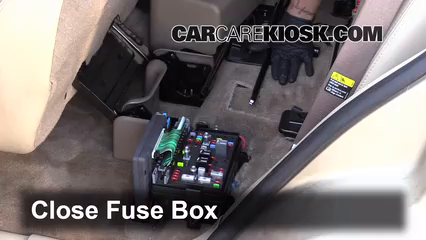 Buick Rainier Cxl Plus L Cyl Ffuse Interior Part on Buick Rendezvous Fuse Box Diagram