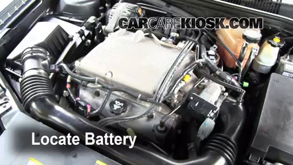 How To Jumpstart A 2004 2008 Chevrolet Malibu 2004