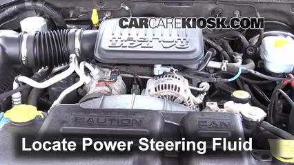 Dodge Dakota Sport L V Crew Cab Pickup Door Fpower Steering Part on Dodge Dakota Power Steering Leak