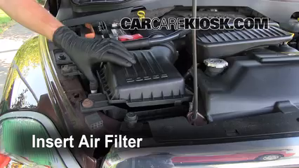 how to change cabin filter in 2005 grand cherokee