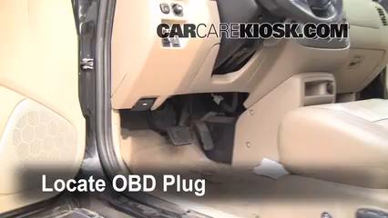 Ford Escape Limited L V Fobd Plug
