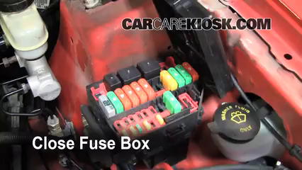 Ford Mustang L V Coupe Ffuse Engine Part