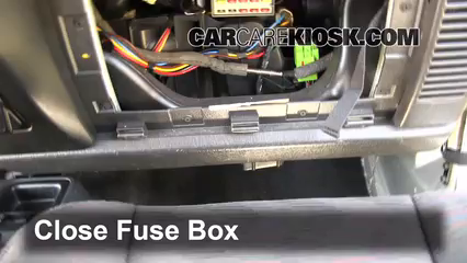interior fuse box location 1997 2006 jeep wrangler 2004 jeep interior fuse box location 1997 2006 jeep wrangler 2004 jeep wrangler sport 4 0l 6 cyl
