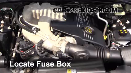 replace a fuse 2003 2006 lincoln ls 2004 lincoln ls 3 0l v6
