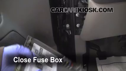 interior fuse box location chevrolet avalanche  interior fuse box location 2002 2006 chevrolet avalanche 1500 2005 chevrolet avalanche 1500 ls 5 3l v8 flexfuel