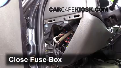 Interior    Fuse    Box Location  19992007 GMC Sierra 2500 HD  2005 GMC Sierra 2500 HD SLE 66L V8
