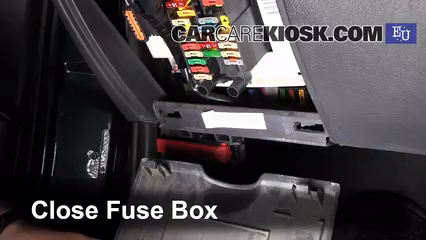 Interior Fuse Box Location: 2001-2006 Citroen Xsara - 2005 ...