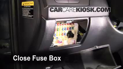 Interior Fuse Box Location: 2001-2006 Hyundai Elantra ...