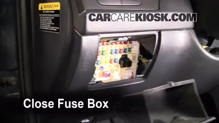 Fuse Interior Part on Hyundai Elantra Fuse Box Diagram