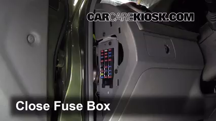 Fuse Interior Part on 2006 Suzuki Xl7 Fuse Box