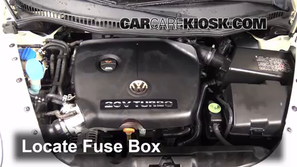 replace a fuse 1998 2005 volkswagen beetle 2001 volkswagen replace a fuse 1998 2005 volkswagen beetle 2001 volkswagen beetle gl 2 0l 4 cyl