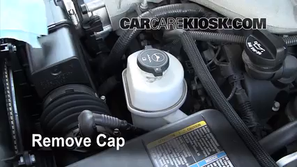 Fix Power Steering Leaks Cadillac Cts 2003 2007 2006