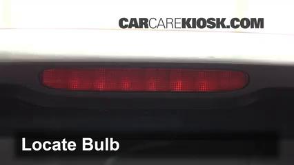 Third Brake Light Bulb Change Dodge Magnum 2005 2008