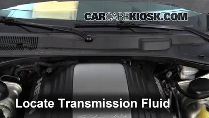 service manual 2009 chrysler 300 transmission fluid. Black Bedroom Furniture Sets. Home Design Ideas