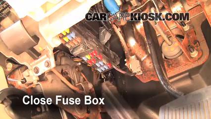 Interior Fuse Box Location: 2006-2010 Ford Explorer - 2006 ...