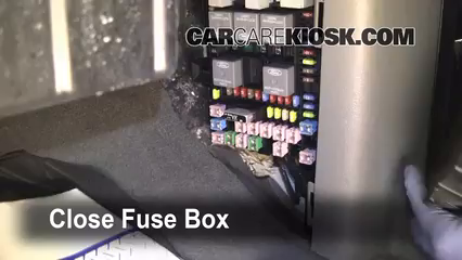 Interior Fuse Box Location: 2004-2008 Ford F-150 - 2006 ...