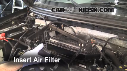 2004 2008 ford f 150 engine air filter check 2006 ford f for 2006 ford f150 cabin air filter location