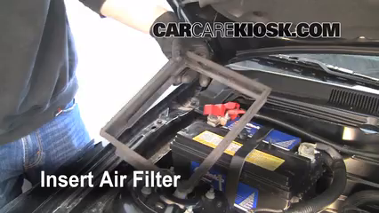 cabin filter replacement ford mustang 2005 2009 2006. Black Bedroom Furniture Sets. Home Design Ideas