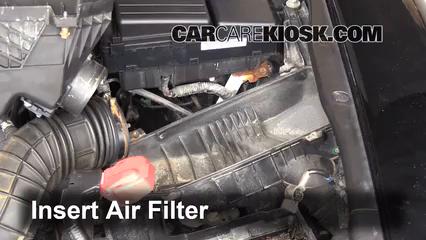 2003-2007 honda accord engine air filter check - 2006 ... 2006 honda accord fuel filter 1992 honda accord fuel filter #14
