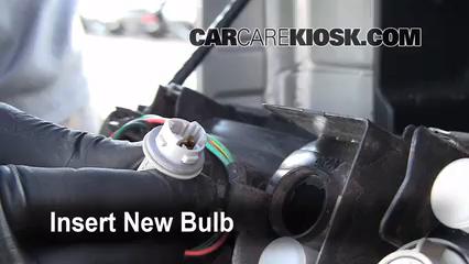 Third Brake Light Bulb Change Honda Pilot 2003 2008