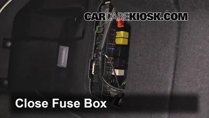 Interior    Fuse    Box Location  20032009    Mercedes   Benz CLK350