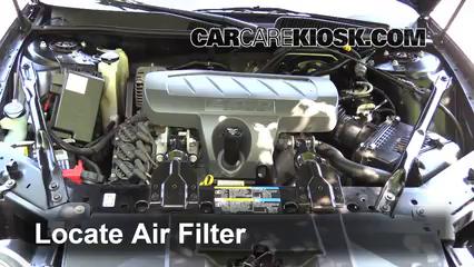 Air Filter Engine Part