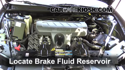 Brake Fluid Part on 2007 Buick Lacrosse Cx Parts