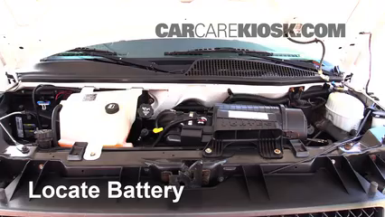 Battery Locate - Part 1 on