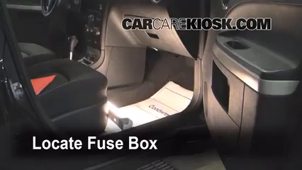 interior fuse box location: 2006-2011 chevrolet hhr - 2007 ... 2006 hhr fuse box location #6