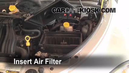 2001 pt cruiser fuel filter pt cruiser fuel filter location