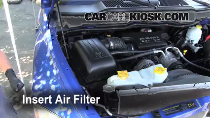 air filter how to 2006 2008 dodge ram 1500 2007 dodge ram 1500 laramie 5 7l v8 extended crew. Black Bedroom Furniture Sets. Home Design Ideas