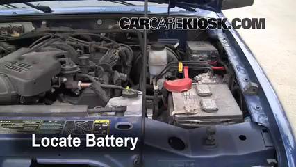Ford Ranger Fx L V Door Fbattery Locate Part