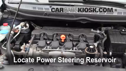 Fix Power Steering Leaks Honda Civic 2006 2011 2007