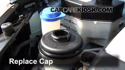 Hyundai Elantra Power Steering Fluid Autos Post
