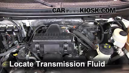 Transmission Fluid Part
