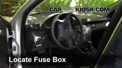 mercedes c280 fuse box diagram  | 496 x 395