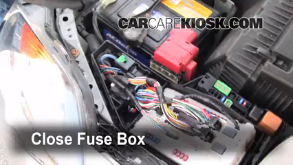 Blown Fuse Check 2007 2013 Nissan Altima 2007 Nissan