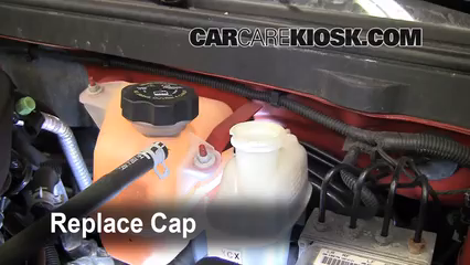 Add Brake Fluid 2005 2010 Pontiac G6 2007 Pontiac G6 3