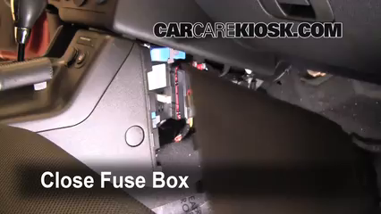 Pontiac G L V Ffuse Interior Part