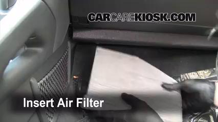 Cabin Filter Replacement Audi A3 2006 2013 2008 Audi A3