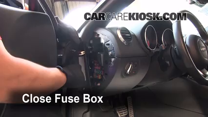 interior fuse box location 2008 2015 audi tt quattro 2008 audi interior fuse box location 2008 2015 audi tt quattro 2008 audi tt quattro 3 2l v6 coupe