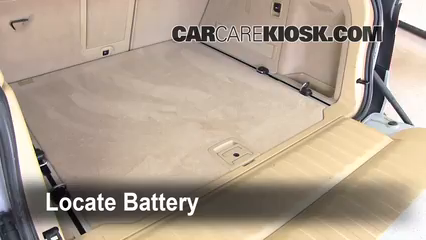 Battery Replacement 20072013 BMW X5  2008 BMW X5 30si 30L 6 Cyl