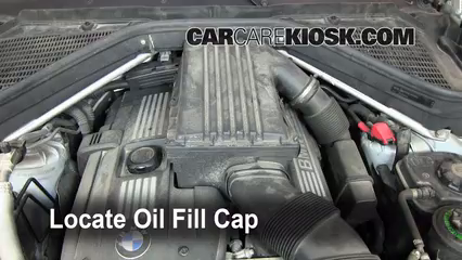 Oil  Filter Change BMW X5 20072013  2008 BMW X5 30si 30L 6 Cyl